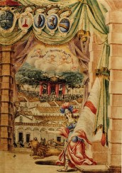 L'incendio del 24 marzo 1712