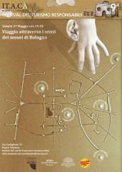 Viaggio attraverso i sensi dei Musei di Bologna
