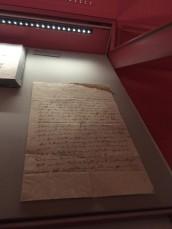 La lettera di Gioachino Rossini