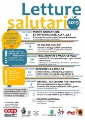 LETTURE SALUTARI 2019 - locandina