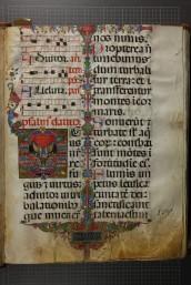 I manoscritti liturgici miniati del Museo della Musica (foto Roberto Marchi)