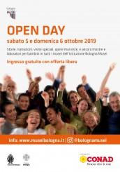 Istituzione Bologna Musei OPEN DAY