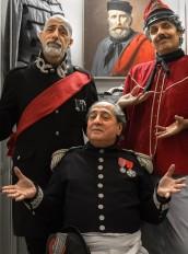INSOLITA VISITA AL MUSEO DEL RISORGIMENTO con Malandrino & Veronica
