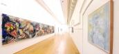 MAMbo - Museo d'Arte Moderna di Bologna, veduta di allestimento (foto Roberto Serra)
