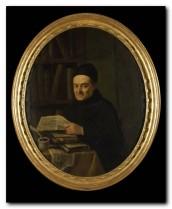 Angelo Crescimbeni, ritratto di Padre G.B. Martini