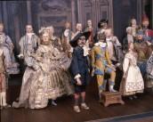 Teatrino delle marionette, Museo Davia Bargellini