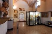Museo civico del Risorgimento, veduta di allestimento (foto Roberto Serra)