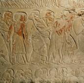 Prigionieri dalla tomba di Horemheb