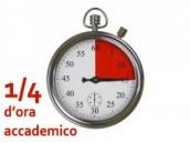 quarto d'ora accademico