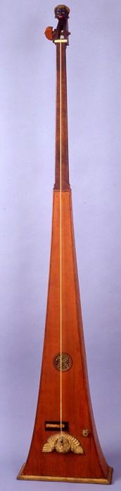 Hendrick Jacobs - Pieter Rombouts, Tromba marina, Amsterdam, 1702