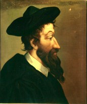 Ignoto pittore XVIII sec., ritratto di Nicola Vicentino
