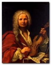Ignoto pittore XVIII sec., ritratto di Antonio Vivaldi