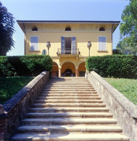 Villa Delle Rose Via Saragozza Bologna