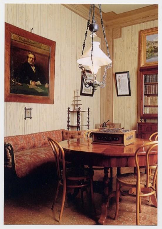 Abitare a bologna alla fine dell 39 ottocento una giornata - Camera da pranzo ...
