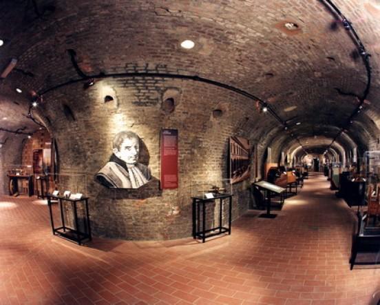 Hoffmann Kiln Museum Of Industrial Heritage Iperbole