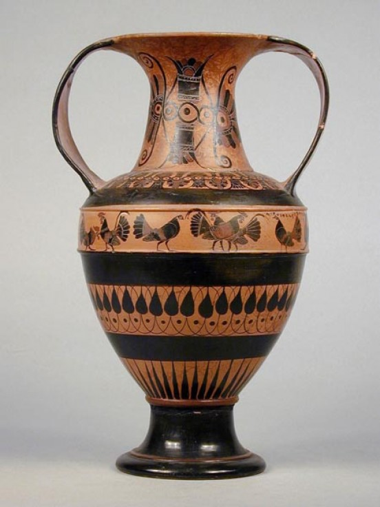 La ceramica nella preistoria e nella civilt greca e romana for Le greche decorazioni