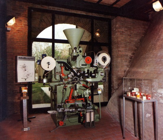 Bologna Capital Of Packaging Museum Of Industrial
