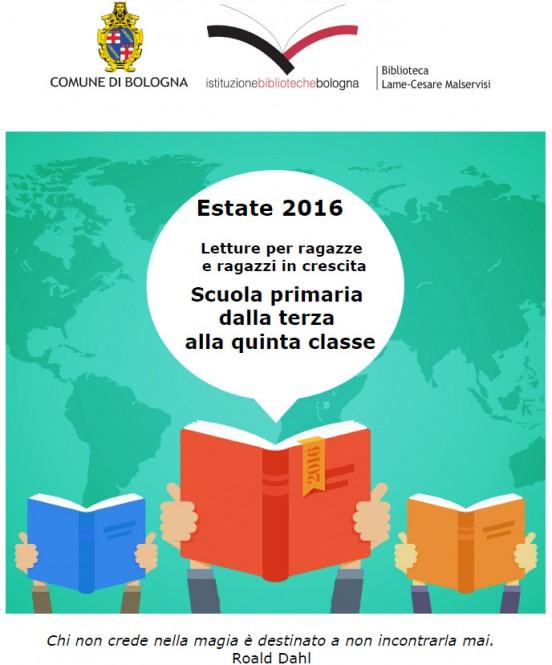 Famoso Consigli di lettura per le scuole   Biblioteca Lame-Cesare  FD85