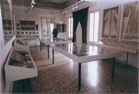 Museo del tessuto e della tappezzeria vittorio zironi for Tessuti arredamento bologna