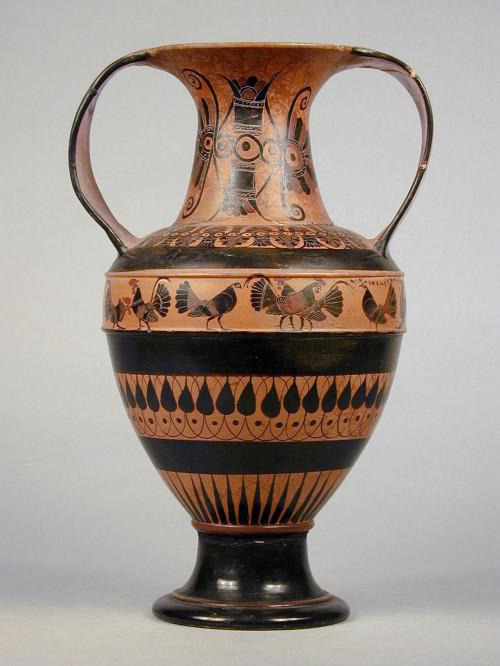 Decorazioni Dei Vasi Greci.I Vasi Della Collezione Greca Museo Percorsi I Vasi Della