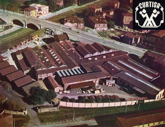 G. Predari e G. Piraccini, CURTISA. THE IRON FRAME&CASING PRODUCTION, 1930-1950