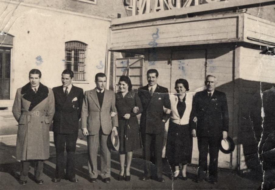 A. Campigotto, GIORDANI: UNA FAMIGLIA, UN'AZIENDA