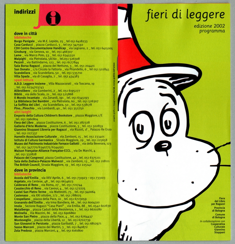 Iniziative 2002