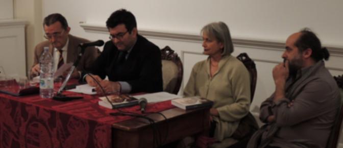 Presentazione del libro «Carducci» di Francesco Benozzo