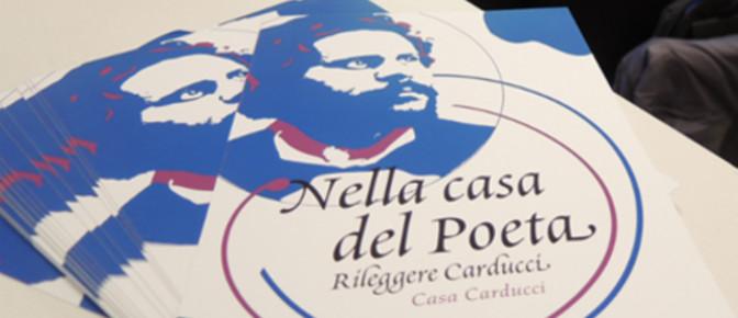 «Nella casa del Poeta. Rileggere Carducci» per «BOOM! Crescere nei libri 2019»