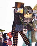 Beatrice Alemagna - Pensieri illustrati di una bambina di vetro