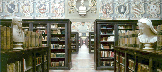 Biblioteca dell'Archiginnasio
