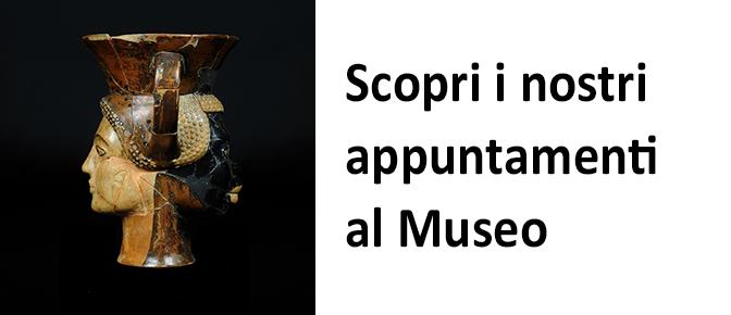 Scopri gli incontri al Museo