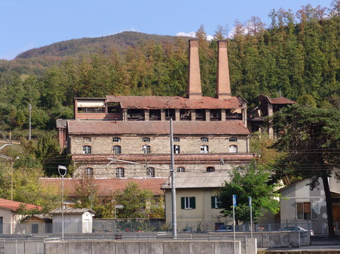 R.Bruni e F.Fulvi, INDUSTRIALISATION IN THE TARO VALLEY IN THE EARLY 20TH CENTURY AND THE MARCHINO CEMENT KILN IN GHIARE DI BERCETO