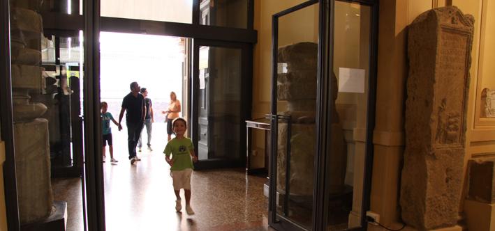 Il museo per la città