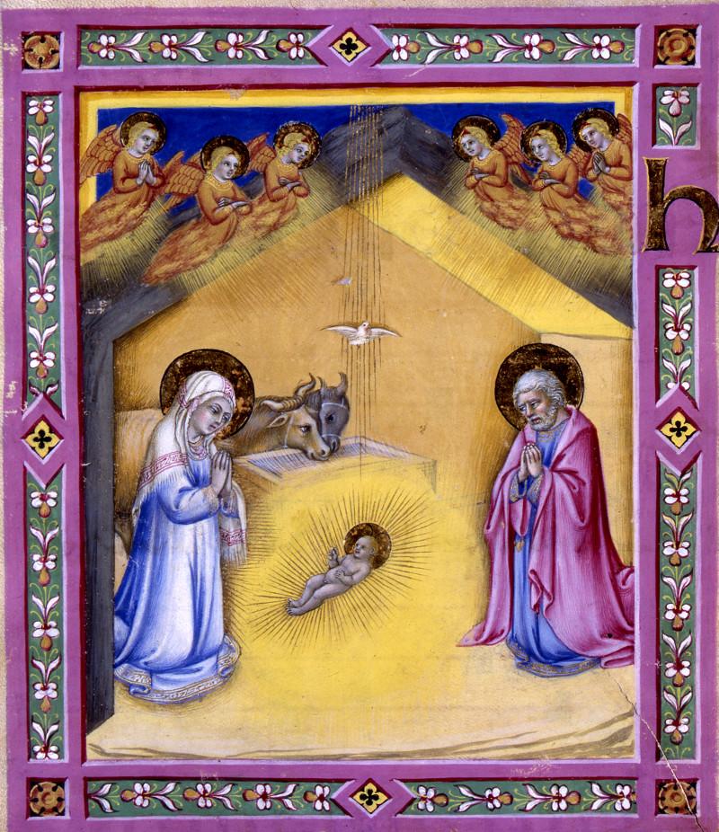 Alle origini dell'iconografia presepiale