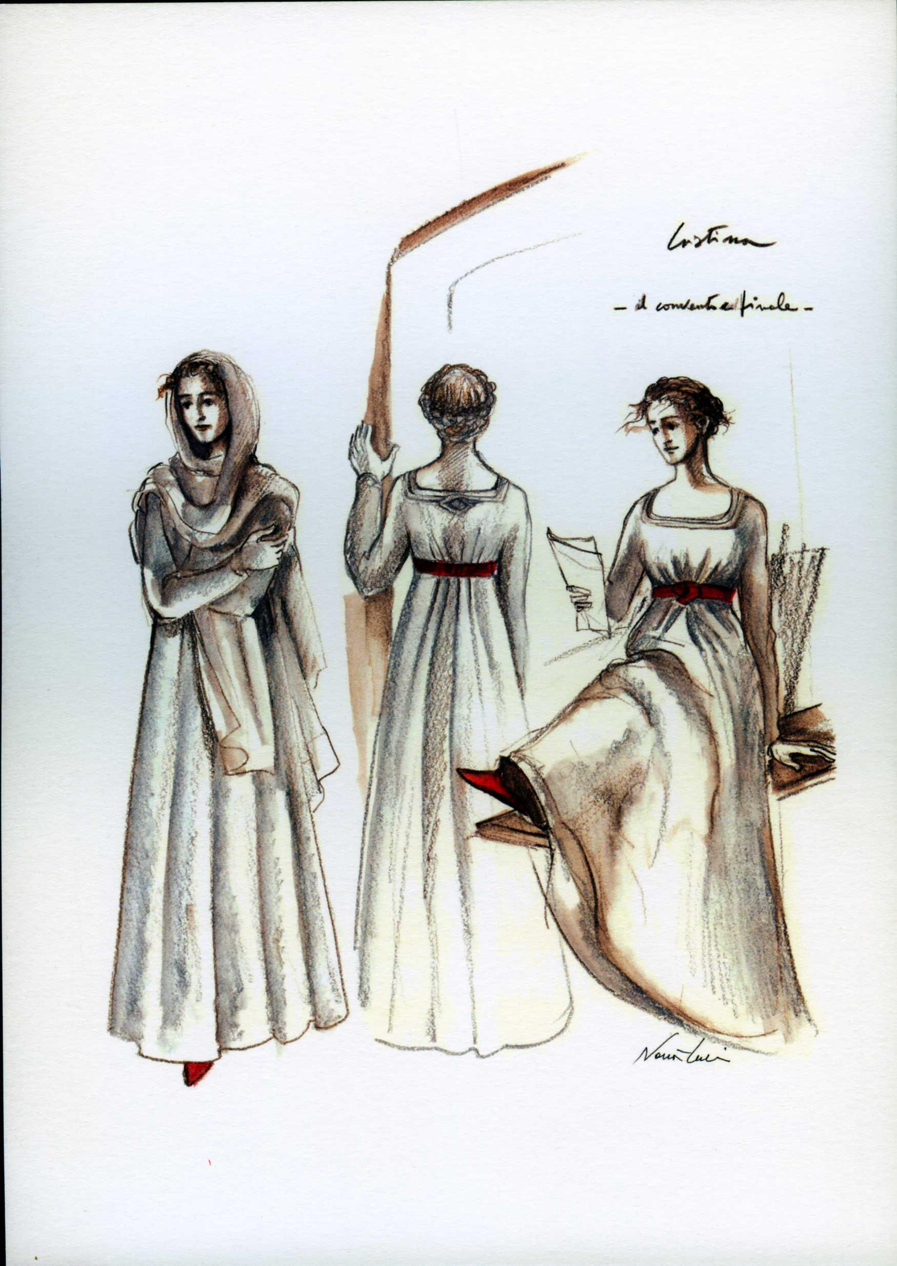 I costumi di Nanà Cecchi