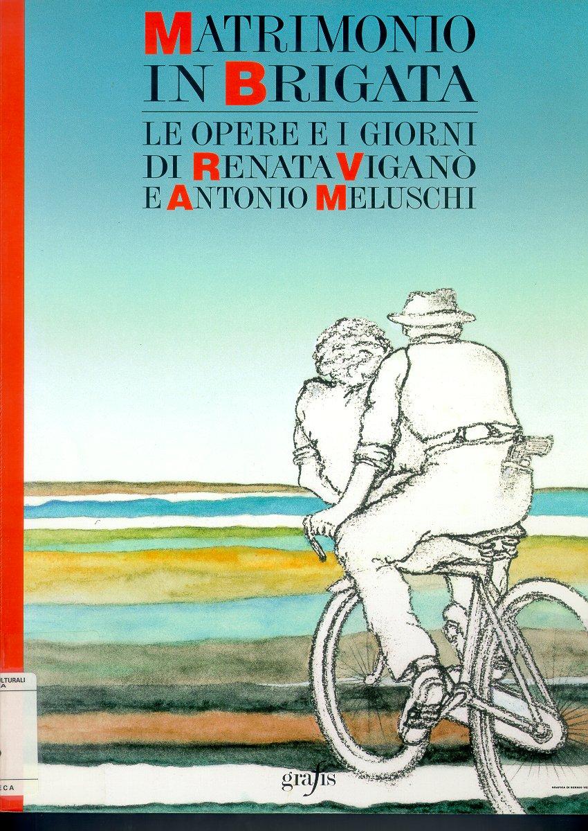 la copertina del cataologo della mostra