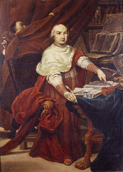 Cardinal Lambertini