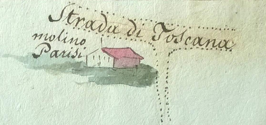 E. Landucci, IL MOLINO PARISIO DI BOLOGNA