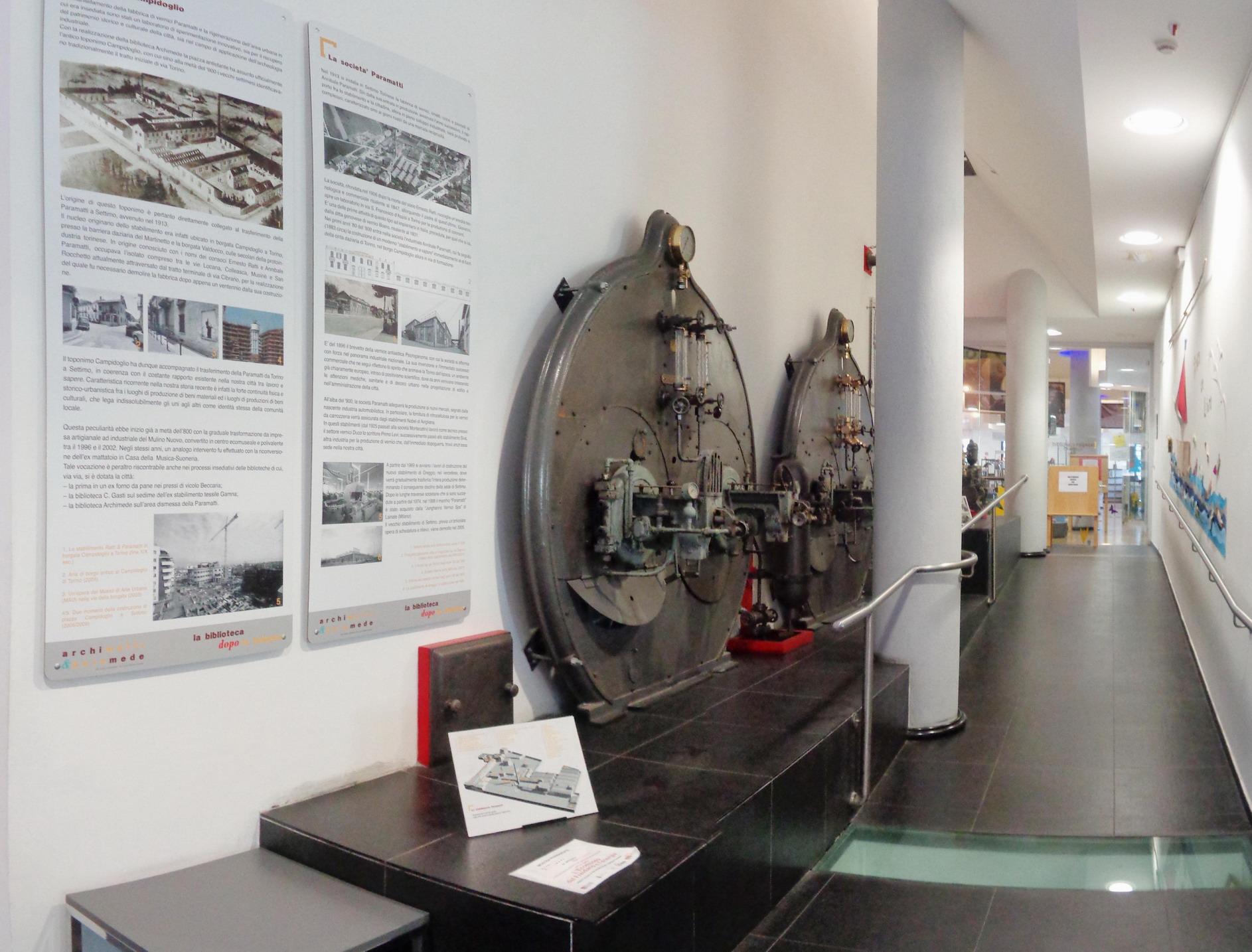 V. A. Lupo, PER UNA STORIA E MUSEOGRAFIA DELLE CALDAIE A VAPORE IN ITALIA