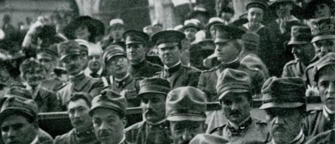 La Grande Guerra  Bologna. Itinerario della memoria