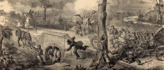 Garibaldi e la Battaglia del Volturno