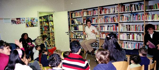 Biblioteca Luigi Spina