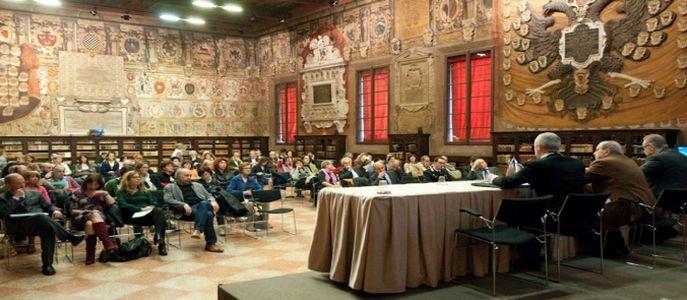 BIblioteca dell'Archiginnasio - Sala dello Stabat Mater