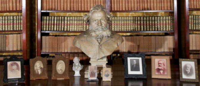 The Archive-Library Casa Carducci