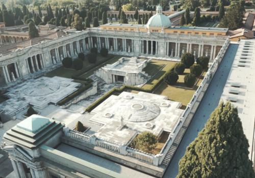 Certosa di Bologna – Una porta sull'infinito