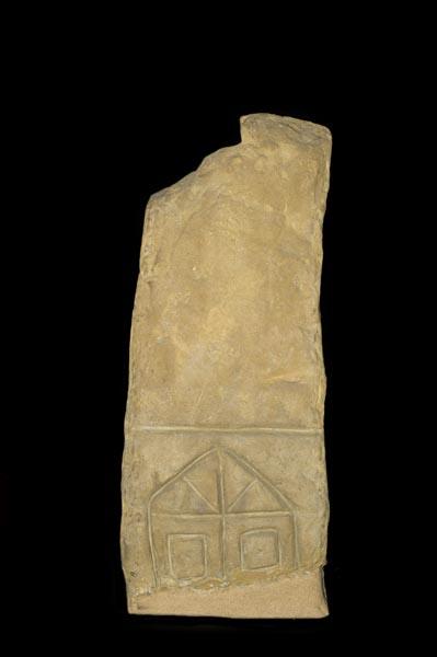 La stele di San Vitale