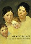 Pelagio palagi artista e collezionista, la copertina del catalogo